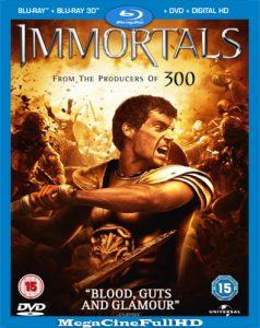 Immortals (2011) Full HD 1080P Latino - 2011