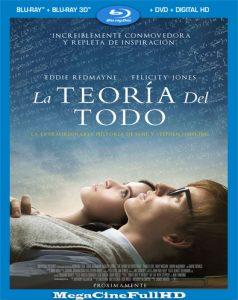 La Teoría del Todo (2014) Full HD 1080P Latino - 2014
