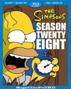 Los Simpsons Temporada 28 Completa HD 1080P Latino - 2017