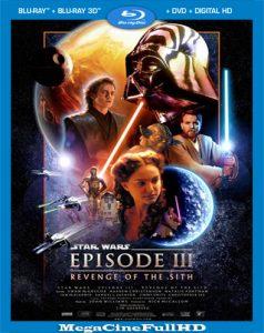 Star Wars: Episodio III – La Venganza De Los Sith (2005) Full HD 1080P Latino - 2005