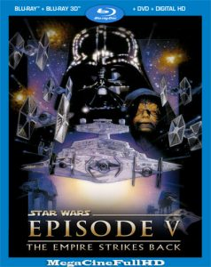 Star Wars: Episodio V – El Imperio Contraataca (1980) Full HD 1080P Latino - 1980