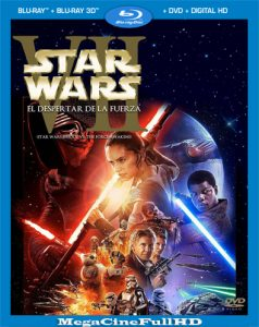 Star Wars: Episodio VII – El despertar de la Fuerza (2015) Full HD 1080P Latino - 2015