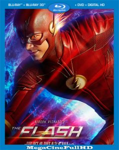 The Flash Temporada 4 (2017) HD 1080P Latino - 2017