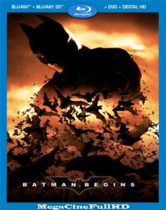 Batman Inicia (2005) Full HD 1080P Latino ()