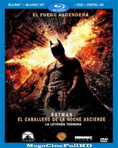 Batman: El Caballero De La Noche Asciende (2012) IMAX Full HD 1080P latino - 2012