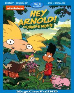 ¡Hey Arnold! Una Peli En La Jungla (2017) HD 1080P Latino - 2017