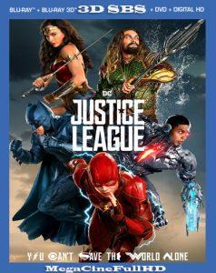 La Liga de la Justicia (2017) Full 3D SBS Latino - 2017