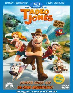 Las Aventuras De Tadeo Jones (2012) Full 1080P Latino - 2012
