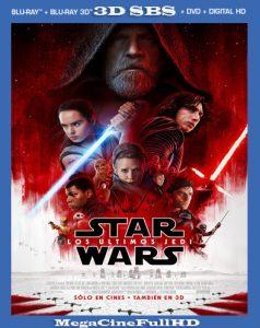 Star Wars Episodio VIII Los últimos Jedi (2017) Full 3D SBS Latino - 2017