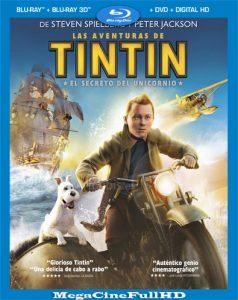 Las Aventuras De Tintín: El secreto Del Unicornio (2011) Full HD 1080P Latino - 2011
