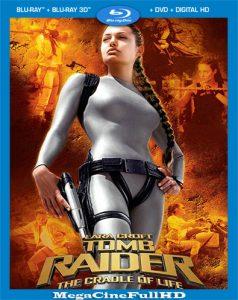 Lara Croft Tomb Raider 2: La Cuna De La Vida (2003) Full HD 1080P Latino - 2003