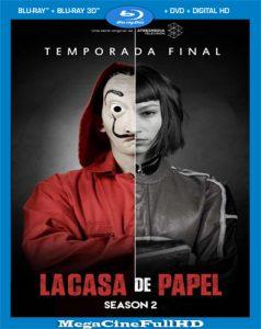 La Casa De Papel Temporada 2 (2018) HD 1080p Castellano - 2018