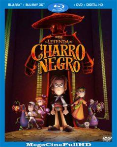 La Leyenda Del Charro Negro (2018) Full HD 1080P Latino - 2018