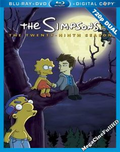 Los Simpsons Temporada 29 HD 720p Latino ()