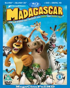 Madagascar (2005) Full HD 1080P Latino ()