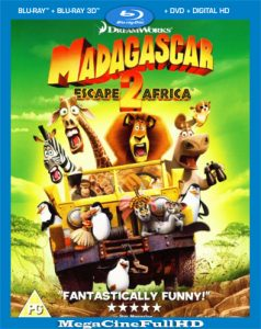 Madagascar: Escape 2 Africa (2008) Full HD 1080P Latino - 2008