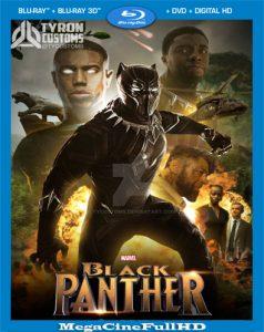 Pantera Negra (2018) Full 1080P Latino - 2018