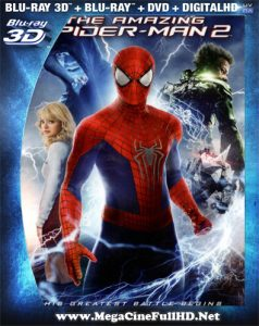 The Amazing Spider-Man 2: El Poder De Electro (2014) Full 3D SBS Latino - 2014