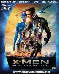 X-Men: Días Del Futuro Pasado (2014) Full 3D SBS Latino - 2014