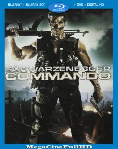 Comando (1985) Full HD 1080P Latino - 1985