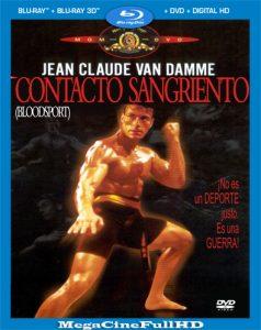 Contacto Sangriento (1988) Full HD 1080P Latino - 1988