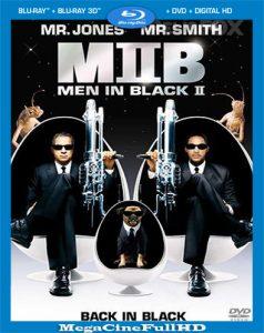 Hombres De Negro 2 (2002) Full HD 1080P Latino - 2002