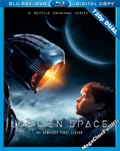Perdidos En El Espacio Temporada 1 HD 720P Latino - 2018