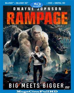 Rampage (2018) Full HD 1080P Latino - 2018