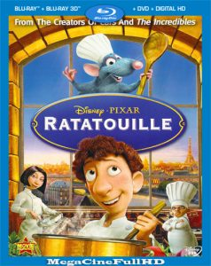 Ratatouille (2007) HD 1080P Latino ()