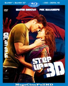 Step Up 3D (2010) Full HD 1080P Latino ()