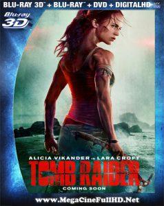 Tomb Raider (2018) Full 3D SBS Latino - 2018