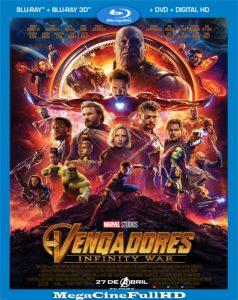 Avengers: Infinity War (2018) Full HD 1080p latino - 2018