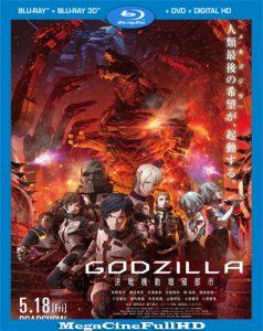 Godzilla: Ciudad al Filo De La Batalla (2018) HD 1080P Latino - 2018