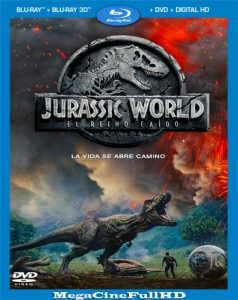 Jurassic World: El Reino Caído (2018) Full HD 1080P Latino - 2018