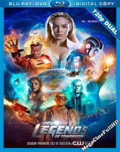 Legends Of Tomorrow Temporada 3 HD 720p latino - 2017