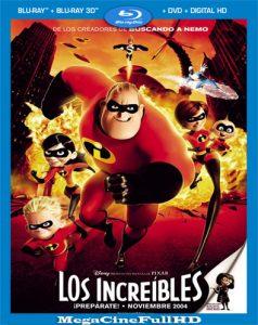 Los Increíbles (2004) Full HD 1080P Latino - 2004