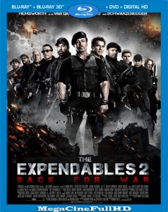 Los Mercenarios 2 (2012) Full HD 1080P Latino - 2012