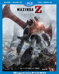 Mazinger Z: Infinity (2017) Full HD 1080P Latino - 2017