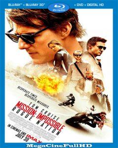Misión Imposible: Nación Secreta (2015) Full HD 1080P Latino ()