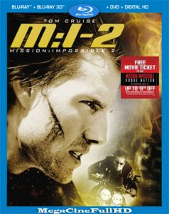 Mission: Impossible 2 (2000) Full HD 1080P Latino - 2000