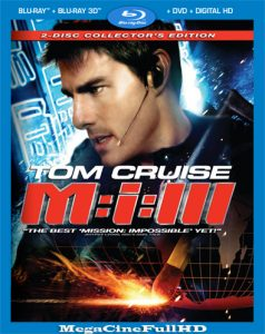 Mission: Impossible 3 (2006) Full HD 1080P Latino ()