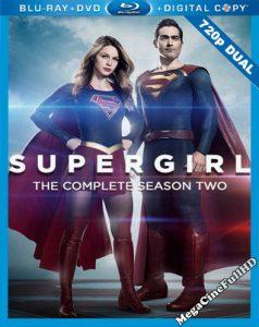 SuperGirl Temporada 2 HD 720p Latino - 2016