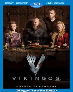 Vikings Temporada 4 Full 1080P Latino - 2016