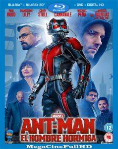 Ant-Man: El Hombre Hormiga (2015) Full HD 1080P Latino - 2015