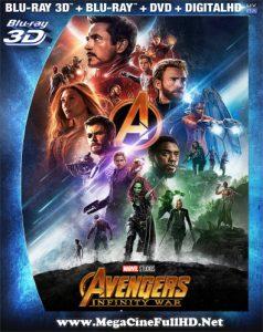 Avengers: Infinity War (2018) Full 3D SBS Latino ()