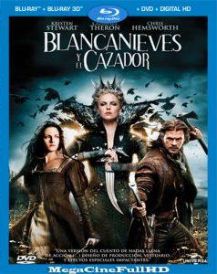 Blancanieves Y El Cazador (2012) EXTENDED Full HD 1080P Latino - 2012
