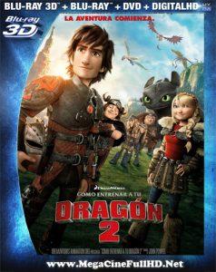 Cómo Entrenar A Tu Dragón 2 (2014) Full 3D SBS Latino ()
