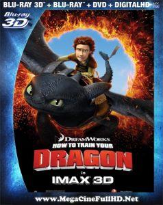Cómo Entrenar A Tu Dragón (2010) Full 3D SBS Latino ()