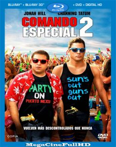 Comando Especial 2 (2014) Full HD 1080P Latino - 2014