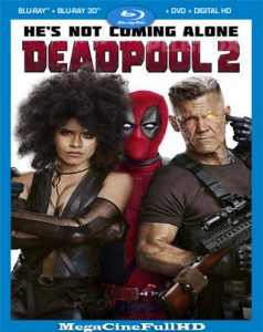Deadpool 2 (2018) Super Duper Cut Full HD 1080P Latino - 2018